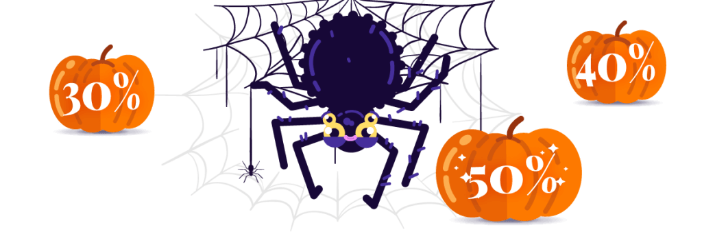 Descuentos Halloween